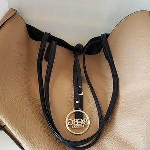 BCBG PARIS Reversible Tote.